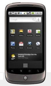 Unleashing Nexus One
