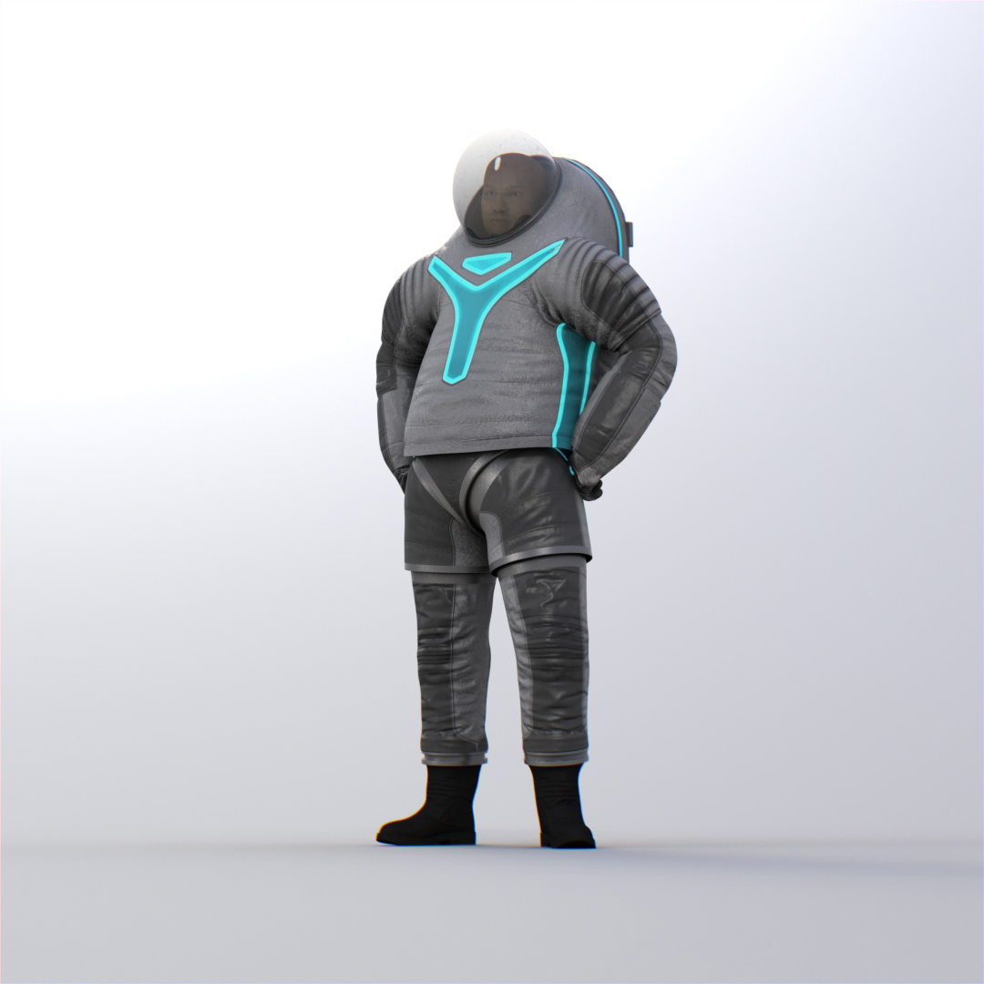 Z2 spacesuit  Spacecom NASA Space Exploration and