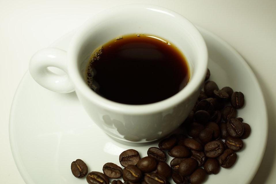 turning used coffe...