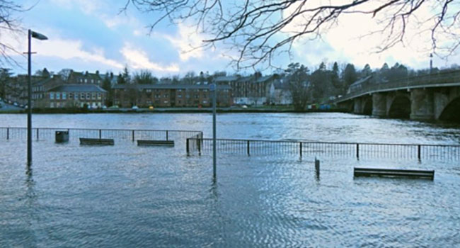 Big Data for Improved Flood Risk Predictions