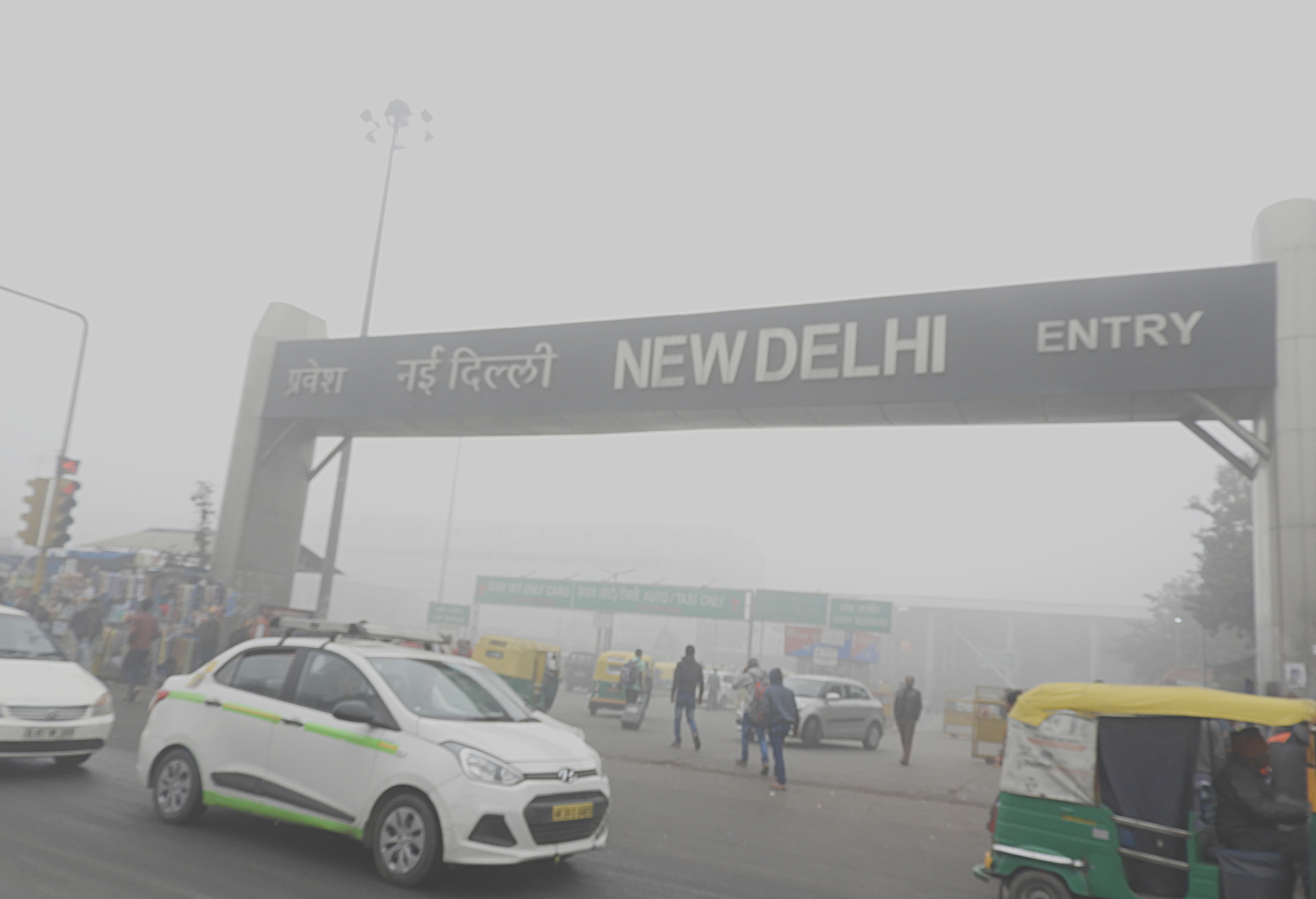 Open Air Solutions for India's Pollution Problem - Open