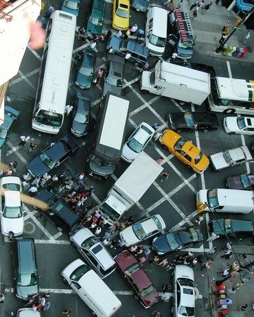 New_York_City_Gridlock - image released under Creative Commons License.jpg