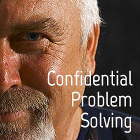 Confidential Problem Solving