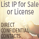 Patents for Sale or License