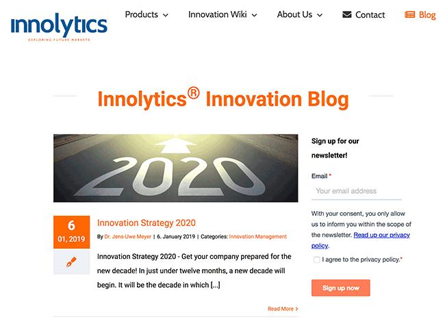 Innovation Wiki