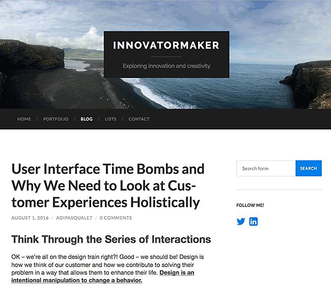Innovator Maker