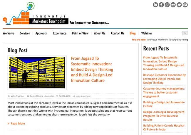 Marketerstouchpoint Blog