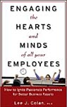 cover of Engagint the Hearts and Minds of all your Employees