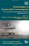 Innovation in Sustainable Consumption