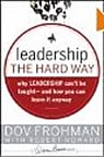 cover of Leadership the Hard Way