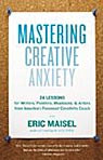 cover of Mastering Creative Anxiety