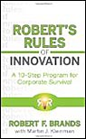 cover of Robert's Rules of Innovation