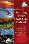 Securing your own US Patent