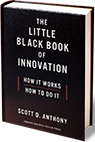 cover of The Little Black Book of Innovation