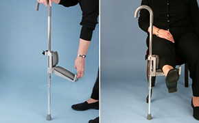 Cane Leg Support