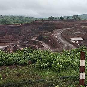 Alternate Mining Technology Steep Gradient Mining