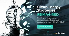 Clean Energy strategies Reimagined