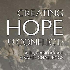Creating Hope in Conflict