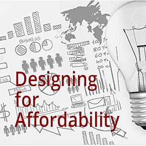Designing for Affordability