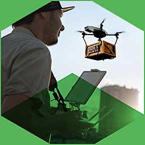 Drone X Challenge 2020