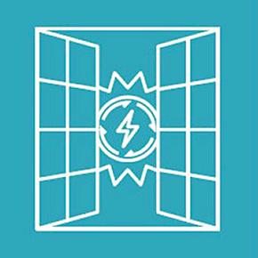 Energy Producing Window Coverings