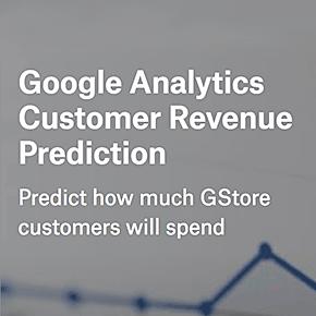 Google Analytics Customer Revenue Prediction