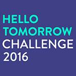 Hello Tomorrow Challenge 2016