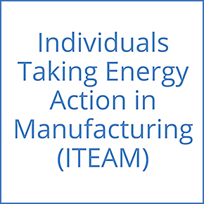 Individuals Taking Energy Action in Manufacturing
