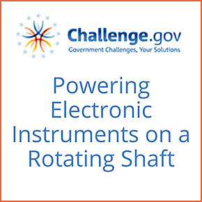 Powering Electronic Instruments on a Rotating Shaft