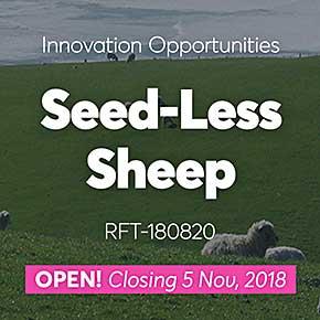 Seed-less Sheep