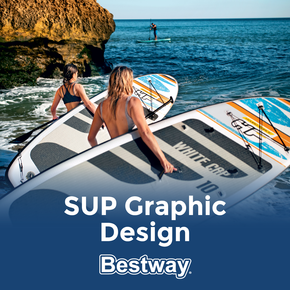 SUP graphic design - International Competition