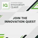 TD Ameritrade Institutional Innovation Quest