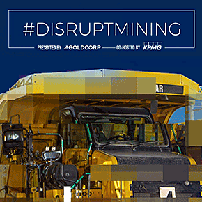 #The DisruptMining Challenge