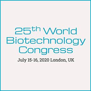 25th World Biotechnology Congress