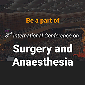 3rd International Conference on Surgery & Anaesthesia