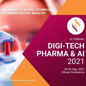 4th Annual Digi-Tech Pharma & AI 2021