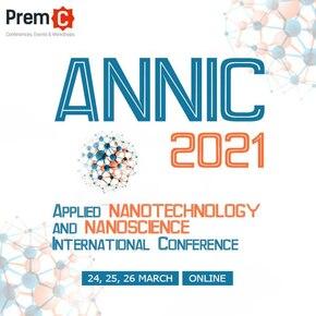 Applied Nanotechnology and Nanoscience International Conference – ANNIC 2021