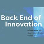 Back End of Innovation 2017