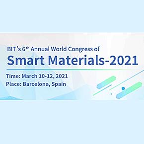 BIT's 6th World Congress of Smart Materials 2020