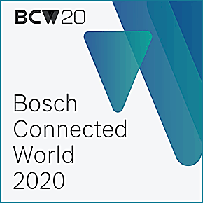 Bosch Connected World 2020