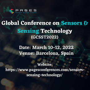 Global Conference on Sensors and Sensing Technology (GCSST2022)