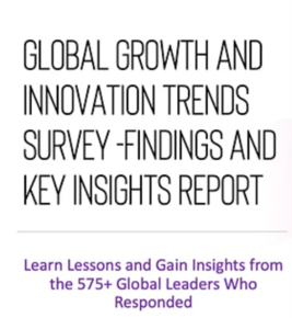 Global Growth and Innovation Trends Survey -Findings and Key Insights