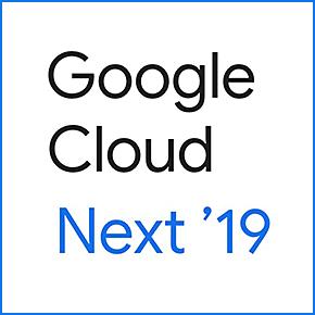 Google Cloud Next '19