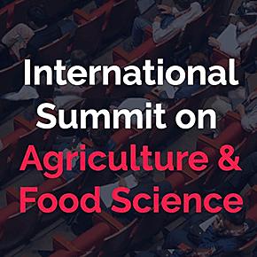 International Summit on Agriculture & Food Science