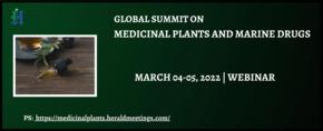 Global Summit on Medicinal Plants and Marine Drugs