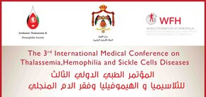 The 3rd International Medical Conference on Thalassemia, Hemophilia, and Sickle Cells Diseases (Hybrid)