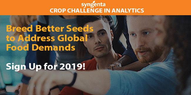 Syngenta Crop Challenge 2018