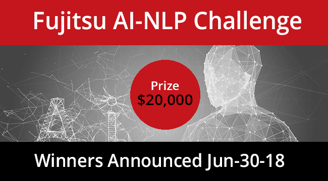 Fujitsu AI-NLP Challenge
