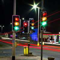 AI-Powered Traffic Light Eases Congestion