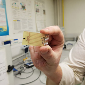 Biosensor Detects Sepsis in Minutes